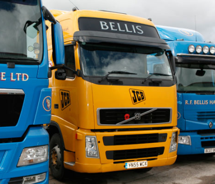 RF Bellis Haulage Ltd