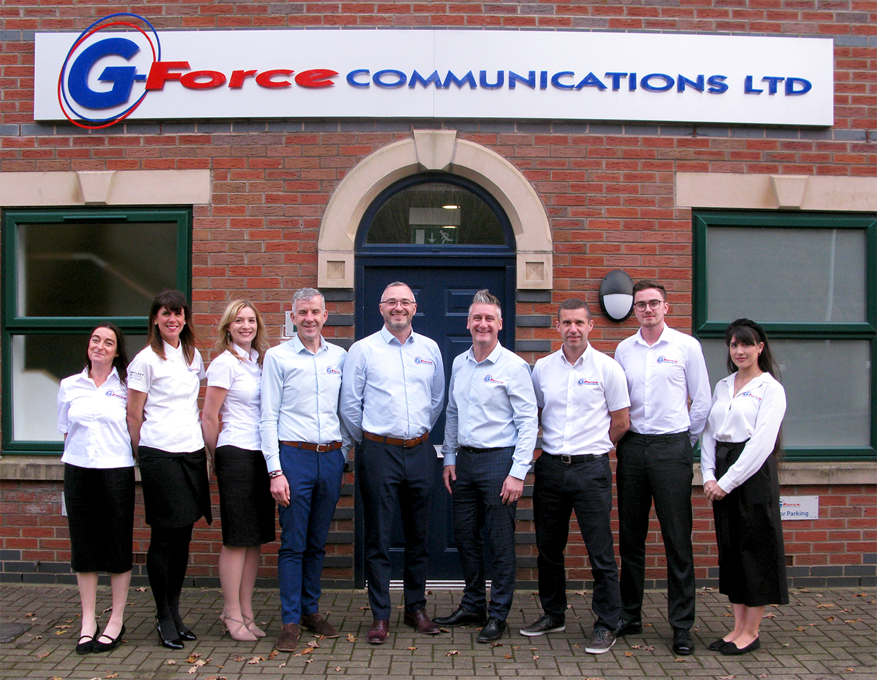 The G-Force Communications Team